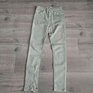 Topshop Jeans - Topshop Leigh High Waist Skinny